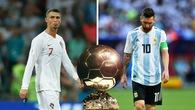 """Bị loại khỏi World Cup, kỷ nguyên thống trị """"Quả bóng vàng"""" của Messi và Ronaldo sẽ chấm dứt?"""