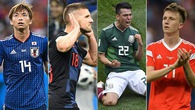 Top 10 cầu thủ vụt sáng thành ngôi sao nhờ World Cup 2018 (Kỳ 2)