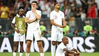 Bắt chước Panama, ĐT Anh tranh thủ lúc Croatia ăn mừng định
