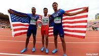 Sốc: Indonesia đánh bại Mỹ giành HCV 100m U20 thế giới