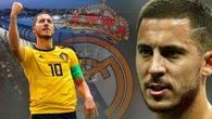 Real Madrid chi tiền tấn đưa Eden Hazard về thay Ronaldo