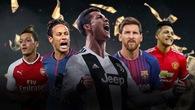 Ronaldo sang Juventus khiến trật tự BXH cầu thủ lĩnh lương khủng nhất TG thay đổi thế nào?
