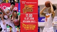 Danang Dragons tiếp đón Saigon Heat: Khó khăn chồng chất cho Rồng sông Hàn