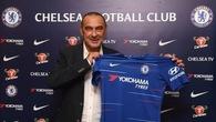 Chính thức: Chelsea bổ nhiệm tân HLV Maurizio Sarri