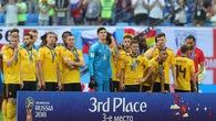 Thắng 6 trận ở World Cup tuyển Bỉ cân bằng...