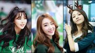 Ngất ngây với 50 sắc thái của dàn nữ thần hoạt náo viên bóng rổ Hàn Quốc
