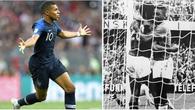 Ghi bàn ở chung kết World Cup, Mbappe thừa kế ngai vàng của Vua Pele