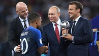 Bản tin World Cup ngày 16/7: Nga phải đối mặt với 25 triệu cuộc tấn công mạng trong World Cup