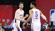 Sau khi có được LeBron James, sức mạnh của LA Lakers đứng thứ mấy trên bảng xếp hạng?
