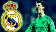 Tìm nhà tại Madrid, thủ môn Courtois sắp gia nhập Real Madrid?
