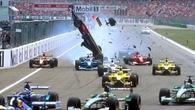 Video Top 5 vụ va chạm điên rồ nhất lịch sử German GP