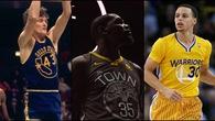 Nếu là fan Warriors, bạn có biết hết tất cả những mẫu áo đấu đẹp rụng rời của đội trong lịch sử?