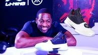 Giày thửa Way of Wade 7 chính thức ra mắt, mừng Dwyane Wade ký hợp đồng trọn đời với Li-Ning