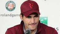 Roger Federer có thế mất logo RF sau khi chia tay Nike