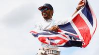 Sau bản HĐ khủng với Mercedes, nhìn lại sự nghiệp Lewis Hamilton qua những con số khó tin