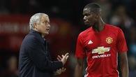Tại sao Pogba bị Mourinho bỏ qua trong danh sách 6 đội trưởng?