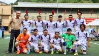 Giải Hội nhà báo TP.HCM 2018: PTV Sài Gòn đánh bại báo Tuổi trẻ 3-1