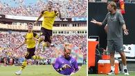 """Karius lại """"dính phốt"""", Liverpool sẽ dùng thủ môn đắt nhất thế giới Alisson trận gặp Napoli"""