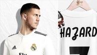 """Tin chuyển nhượng ngày 23/7: Rộ hình ảnh Hazard mặc áo số 7 Real, dù """"Hazard em"""" phủ nhận"""