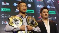 Trực tiếp họp báo Reign of Kings: Quyết định kẻ khiêu chiến đai Lightweight của Martin Nguyễn?