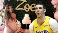 Thế hệ tiếp theo của đế chế Big Baller đã xuất hiện, Lonzo Ball chính thức làm cha ở tuổi 20