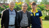 Tiền vệ Minh Vương: 15 phút tâm sự với thầy Park và sự hồi sinh