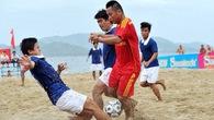 Tân binh Vietfootball gây bất ngờ lớn ở giải bóng đá Bãi biển VĐQG 2018