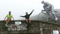 Chinh phục 3300km Tour de France 2018 bằng... chạy bộ