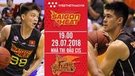 Trận chung kết mùa giải của Danang Dragons: Đại chiến Saigon Heat