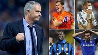 Video: Top 20 cầu thủ bị Jose Mourinho gây thù chuốc oán (Kỳ 2)