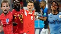 Nhận định các cặp đấu vòng tứ kết World Cup 2018