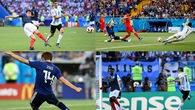 Top 5 bàn thắng đẹp nhất vòng 1/8 World Cup 2018: Tôn vinh những cái tên lạ