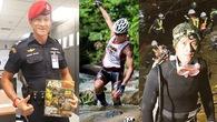 Cộng đồng bơi đạp chạy tiếc thương cựu lính Hải quân Thái Lan hi sinh cứu đội bóng