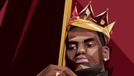 """5 ngôi sao có thể kế vị """"King"""" James ở miền Đông"""