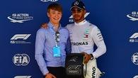 Đua phân hạng British GP: Hamilton giành pole lần thứ 6 tại Silverstone