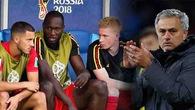 """""""Hàng thải"""" của Jose Mourinho đang tỏa sáng với cơ hội vô địch World Cup"""