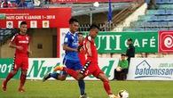 HLV Hoàng Văn Phúc cảm thấy kỳ lạ với trận hòa 4-4 trước B.Bình Dương