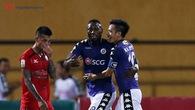 Hoàng Vũ Samson trở thành cầu thủ đầu tiên ghi 100 bàn cho Hà Nội FC