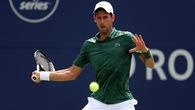 Vòng 3 ATP Rogers Cup: Cú sốc mang tên Djokovic
