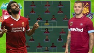Nhận định tỷ lệ cược kèo bóng đá tài xỉu trận: Liverpool - West Ham