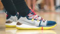 DeMar DeRozan hé lộ mẫu Nike Kobe mới toanh tại Drew League