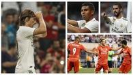Ai phải hy sinh cho Modric khi Real Madrid xếp đội hình đá Siêu Cúp châu Âu?