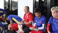 HLV Park Hang Seo cố tình lộ chiến thuật, chơi tất tay với Olympic Nepal?