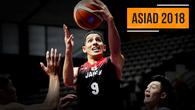 Bóng rổ ASIAD 14/8: Nhật Bản bất ngờ thua đau trước Trung Hoa - Đài Bắc