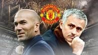 """Báo Pháp tiết lộ Zidane chờ Mourinho """"bay ghế"""" để tiếp quản Man Utd"""