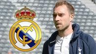 Real Madrid mất Siêu Cúp châu Âu, chủ tịch Perez bơm tiền chuyển nhượng mua ngôi sao Eriksen