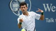 Cincinnati Masters 2018: Djokovic tiễn ĐKVĐ Dimitrov khỏi giải