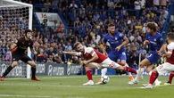 Top 5 điểm nhấn thú vị trận đại chiến 5 sao Chelsea - Arsenal