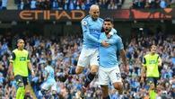 Top 5 điểm nhấn khó tin trong chiến thắng hủy diệt của Man City trước Huddersfield
