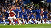 """Chấm điểm đại chiến Chelsea - Arsenal: Thảm họa Xhaka và """"điểm thủ khoa"""" cho Jorginho"""